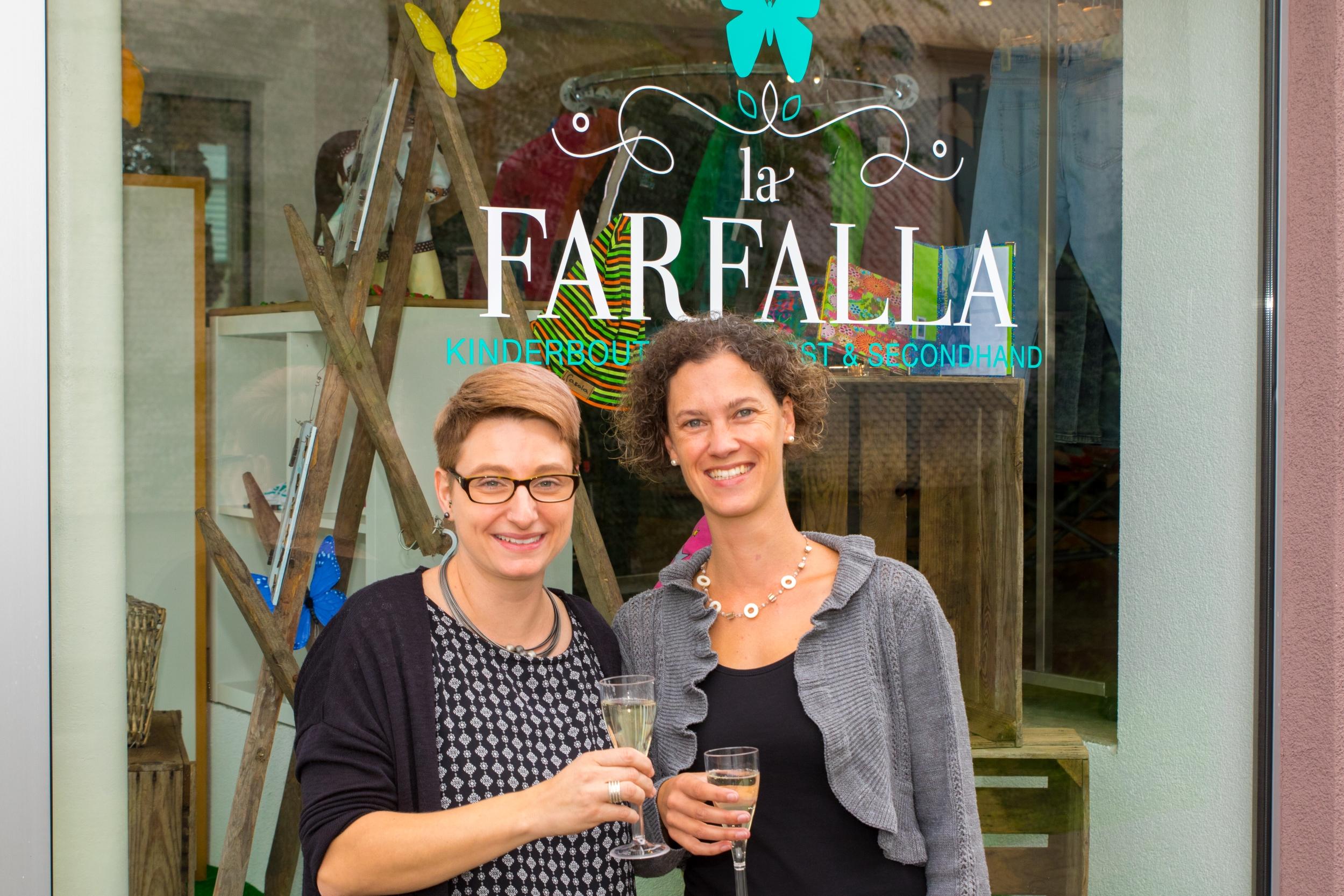 Farfalla Event - Sam Scherer Foto